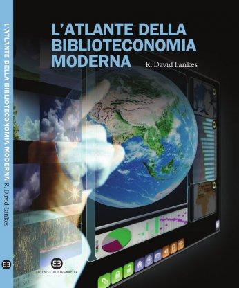 L'Atlante della Biblioteconomia Moderna - Copertina © Editrice Bibliografica