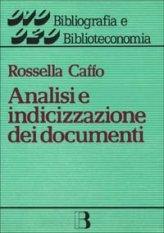 Analisi e indicizzazione dei documenti