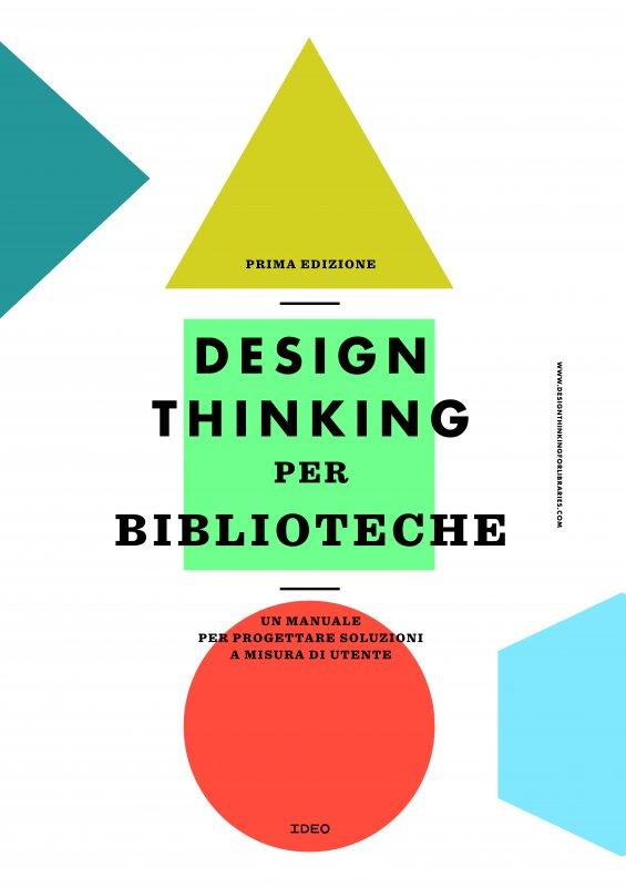 Design thinking per biblioteche