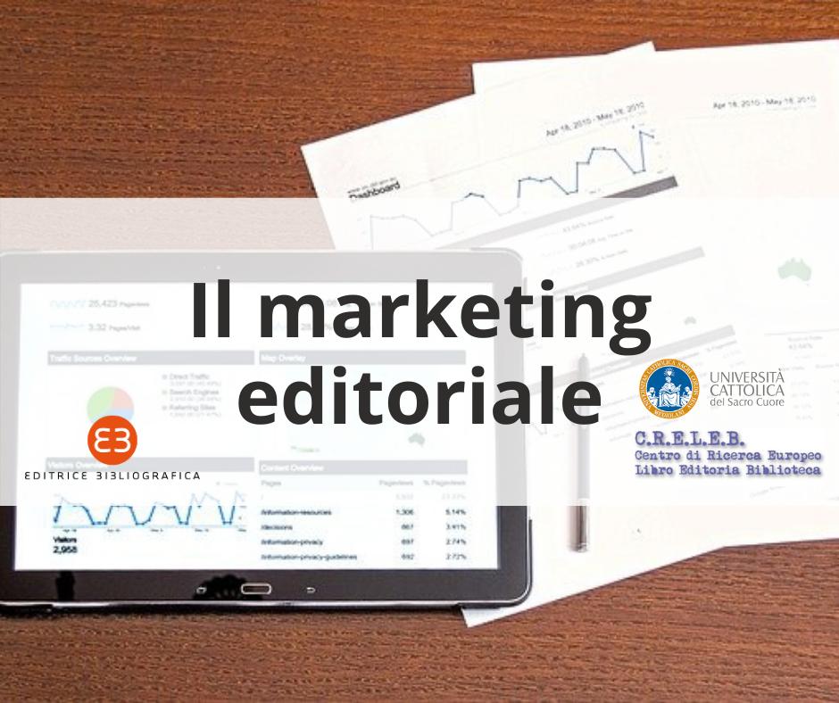 Il marketing editoriale
