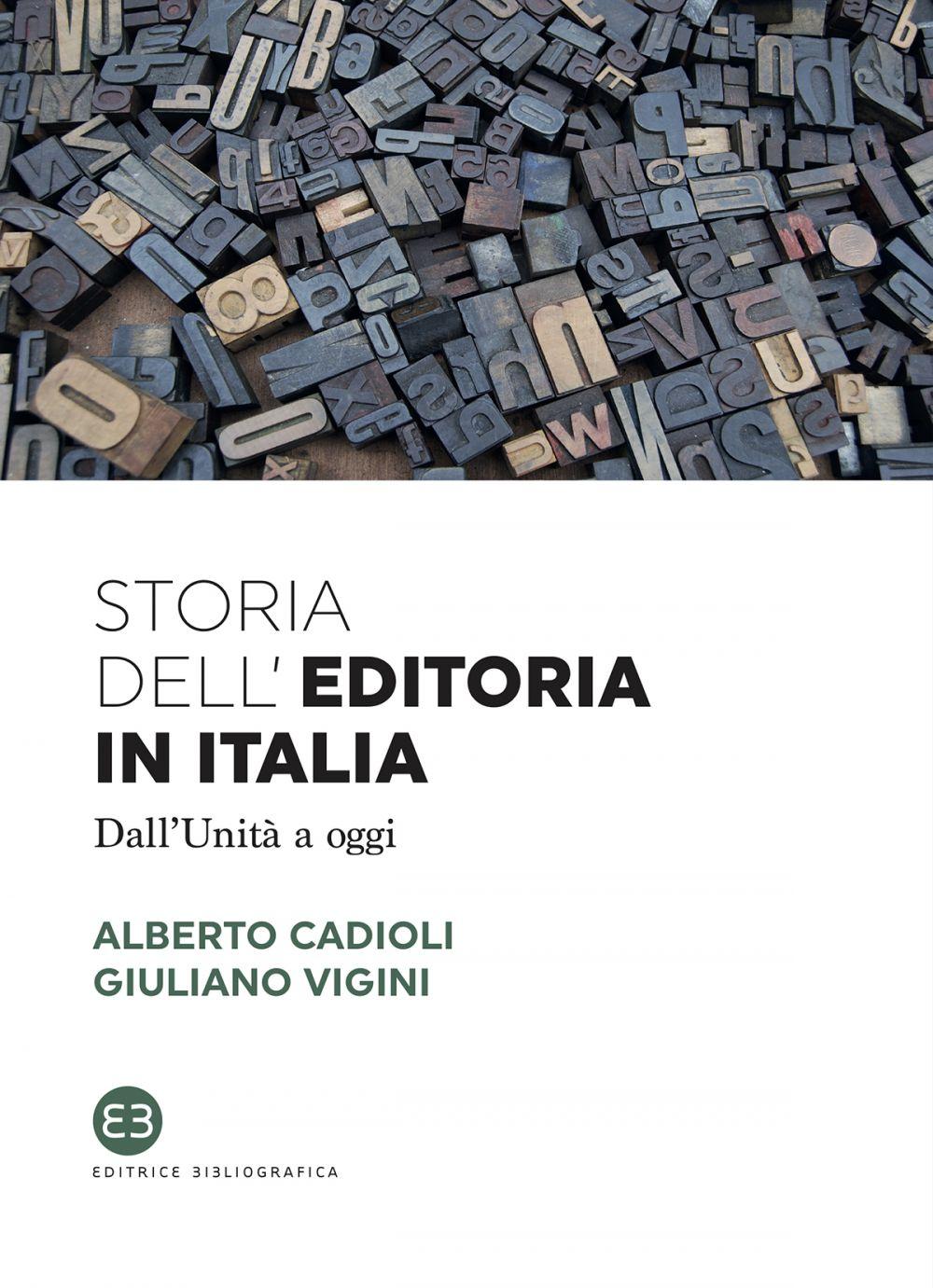 Storia dell'editoria in Italia
