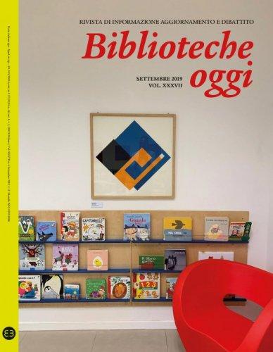 Biblioteche oggi - Abbonamento per privati